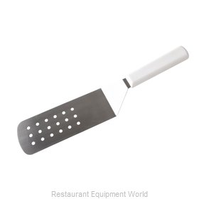 Libertyware WP-T103P Turner, Perforated, Stainless Steel
