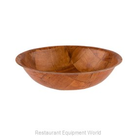 Libertyware WSB12 Bowl, Wood