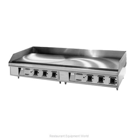Lang Manufacturing 124SC Griddle, Electric, Countertop