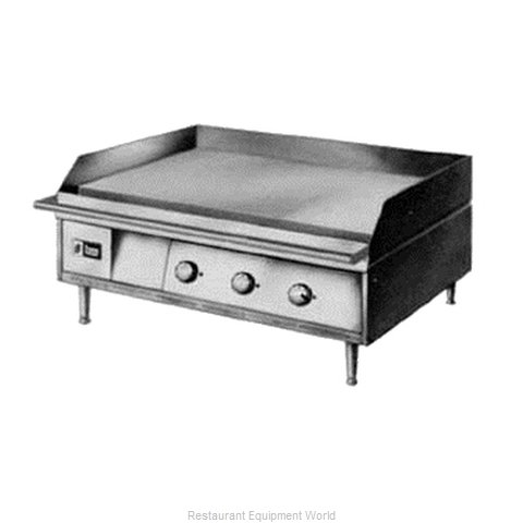 Lang Manufacturing 136TC Griddle, Electric, Countertop