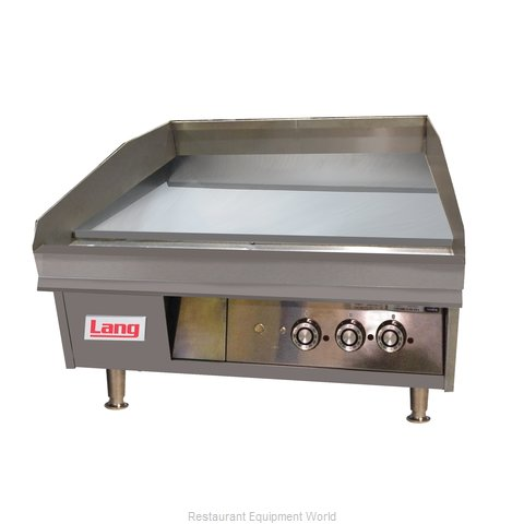 Lang Manufacturing 160T Griddle, Electric, Countertop