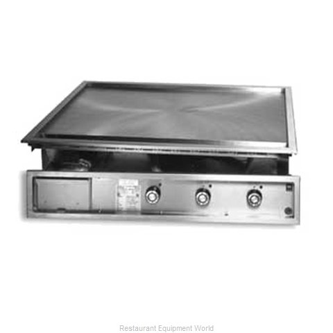 Lang Manufacturing 160TT-12KW Teppanyaki Drop In Griddle (Magnified)