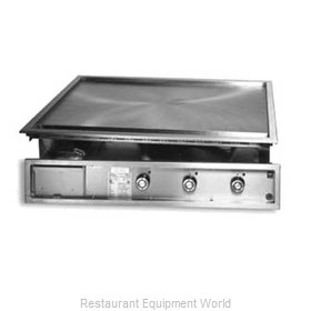 Lang Manufacturing 160TT-12KW Teppanyaki Drop In Griddle