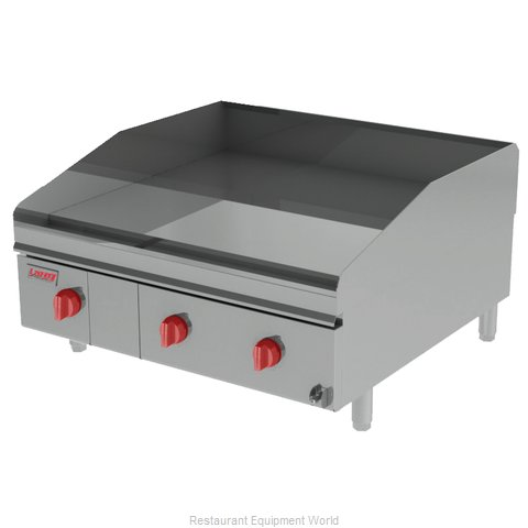 Lang Manufacturing 160ZTD Griddle Counter Unit Electric