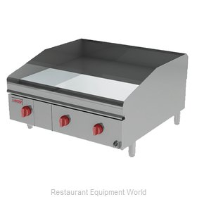 Lang Manufacturing 172ZTDC Griddle, Electric, Countertop