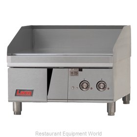 Lang Manufacturing 224S Griddle, Gas, Countertop