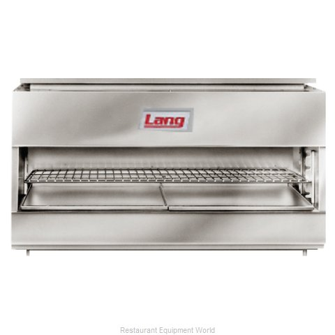 Lang Manufacturing 236CMW Cheesemelter, Gas