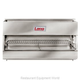 Lang Manufacturing 248CMW Cheesemelter, Gas