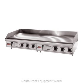 Lang Manufacturing 272S Griddle, Gas, Countertop