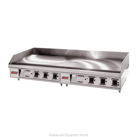 Lang Manufacturing 272TC Griddle, Gas, Countertop