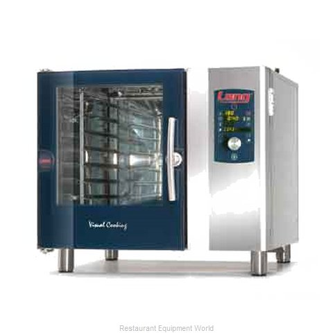 Lang Manufacturing C1.06 GAS Combi Oven Gas Half Size