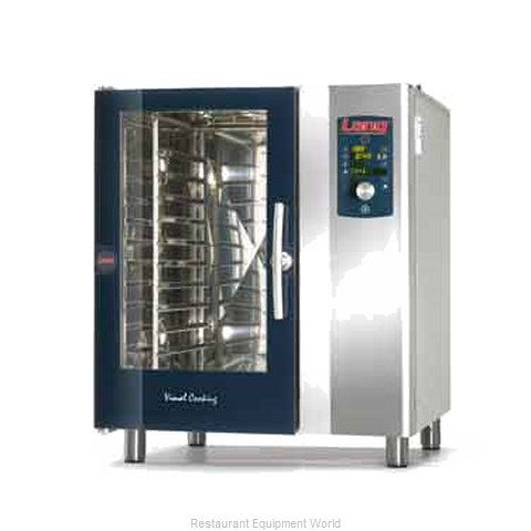 Lang Manufacturing C1.10 GAS Combi Oven Gas Half Size