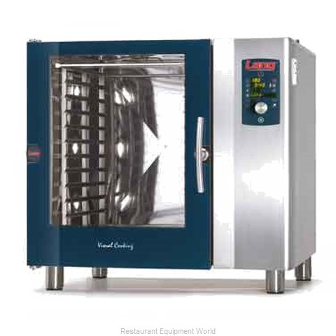 Lang Manufacturing C2.10 GAS Combi Oven Gas Full Size