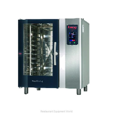Lang Manufacturing CPE2.06 Combi Oven Electric Full Size (Magnified)
