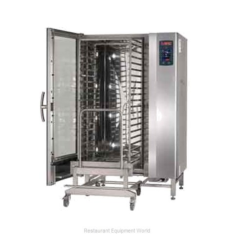 Lang Manufacturing CPE2.20 GAS Combi Oven Gas Full Size