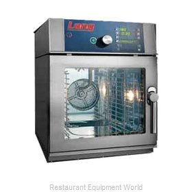 Lang Manufacturing CSC1.06 Combi Oven Electric Half Size