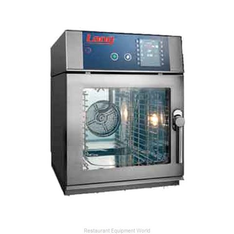 Lang Manufacturing CSCPE1.10 Combi Oven Electric Half Size