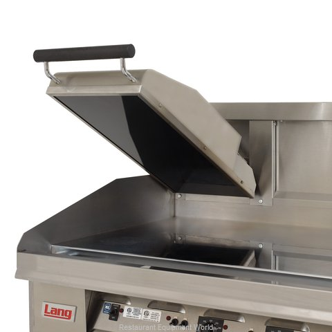 Lang Manufacturing CSE12AG Broiler Griddle Clam Shell Electric