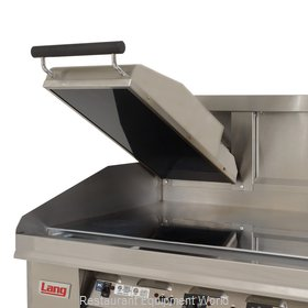Lang Manufacturing CSE12AG Griddle Clamshell Hood