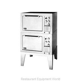 Lang Manufacturing DO363 Oven, Triple Deck-Type, Elec.