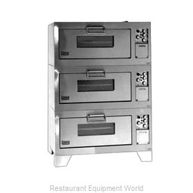 Lang Manufacturing DO54B Single Bake Deck oven