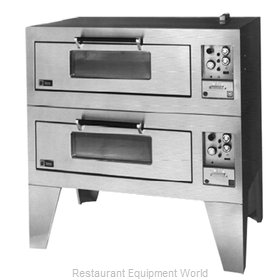 Lang Manufacturing DO54B2M Oven, Deck-Type, Electric