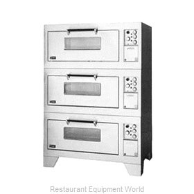 Lang Manufacturing DO54B3M Oven, Deck-Type, Electric