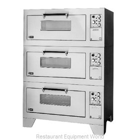 Lang Manufacturing DO54R2M Oven, Deck-Type, Electric