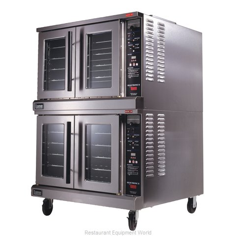 Lang Manufacturing ECOD-AP2 Convection Oven, Elec.
