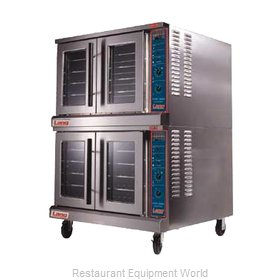 Lang Manufacturing ECOF-T2 Convection Oven, Electric