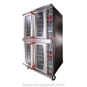 Lang Manufacturing ECSF-EZ2 Convection Oven, Electric
