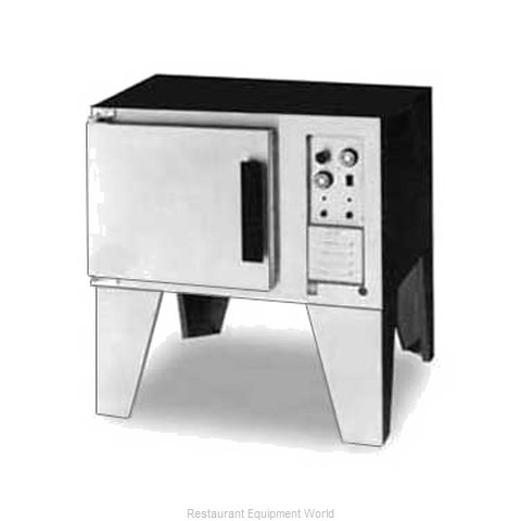 Lang Manufacturing FCOF-AT1 Convection Oven, Elec., 1-deck, compact