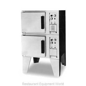 Lang Manufacturing FCOF-AT2 Convection Oven, Elec., 1-deck, compact