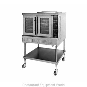 Lang Manufacturing GCOD-S1 Convection Oven, Gas, Extra-Deep, 1-Deck,