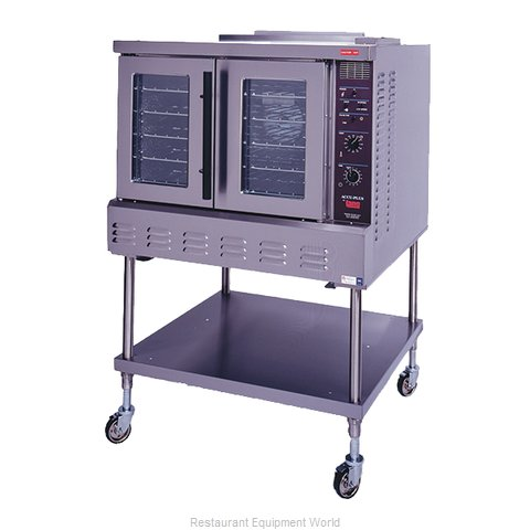 Lang Manufacturing GCOF-AP1 Convection Oven, Gas, 1-Deck