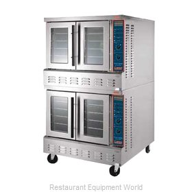 Lang Manufacturing GCOF-T2 Convection Oven, Gas