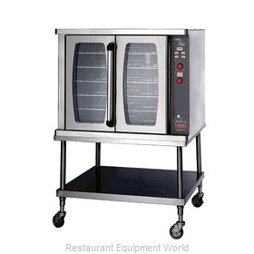 Lang Manufacturing GCSF-ES1 Convection Oven, Gas, 1-deck,
