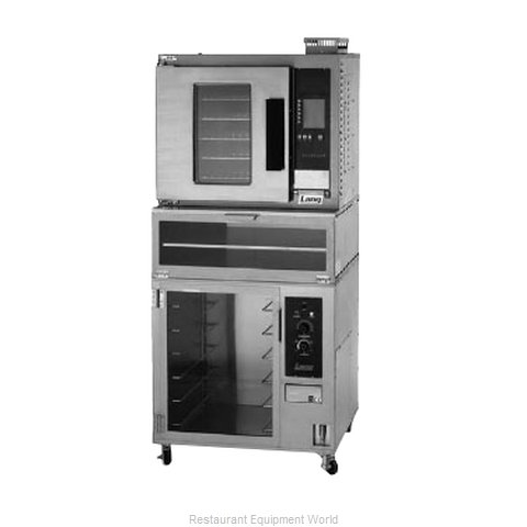 Lang Manufacturing MB-AP Micro Bakery Half-size Oven/Staging Cabinet/P
