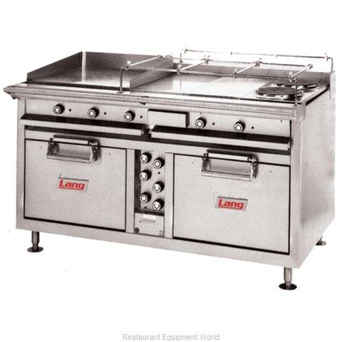 Lang Manufacturing R60S-ATEM Range, 60