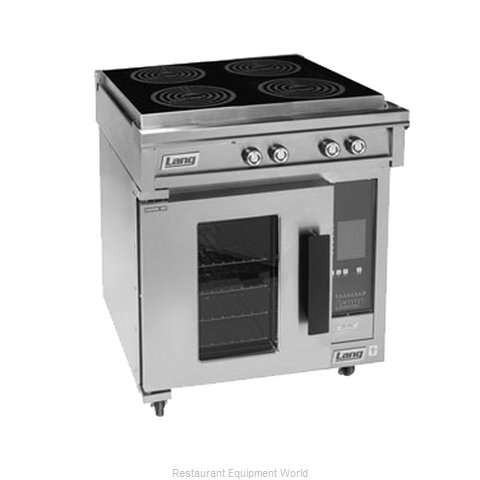 Lang Manufacturing RI30C-APA Induction Range Floor Model