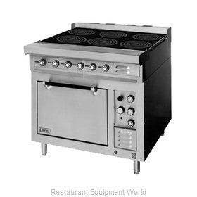 Lang Manufacturing RI30S-ATA Induction Range, Floor Model