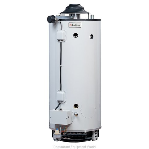 Lochinvar CNR-370-065 Commercial Gas Water Heater - 65 gal cap (Magnified)