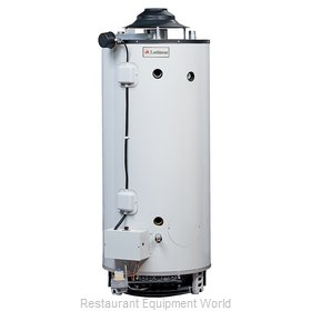 Lochinvar CNR-370-065 Commercial Gas Water Heater - 65 gal cap