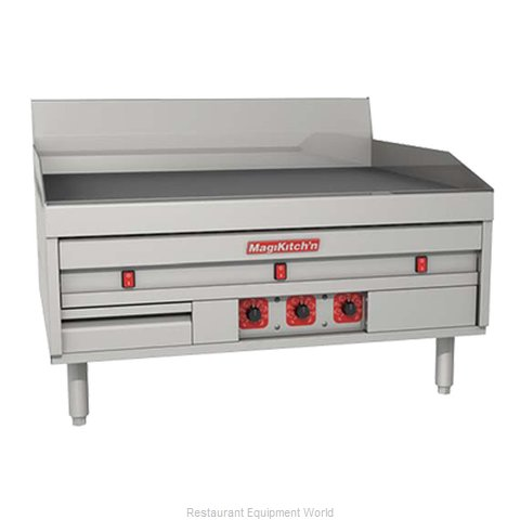 MagiKitch'N MKE-60-ST Griddle, Electric, Countertop