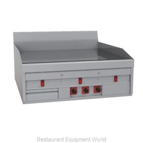 MagiKitch'N MKGD-48 Griddle Counter Unit Gas