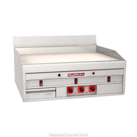 MagiKitch'N MKH-36-ST Griddle Counter Unit Gas