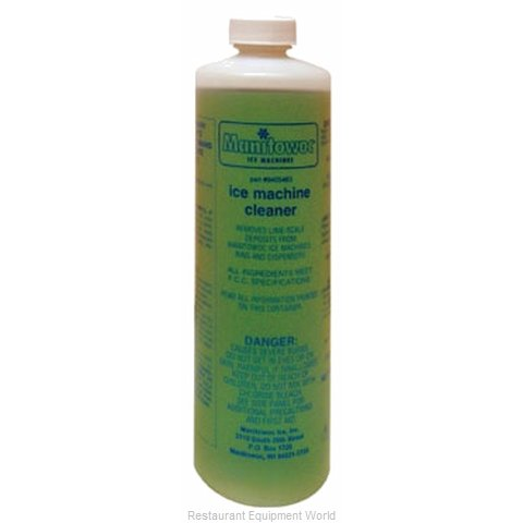 Manitowoc 000005162 Chemicals: Cleaner