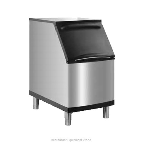 Manitowoc B-320 S-Style Ice Bin For Q-Model Ice Machine Holds 210Lb Of