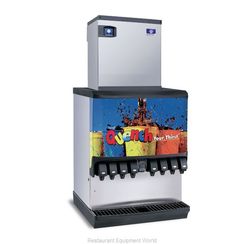 Manitowoc IBF0820C Ice Maker, Cube-Style