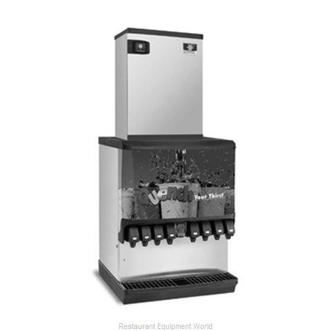 Manitowoc IBT1020C Ice Maker, Cube-Style